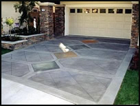 Advanced cost of concrete driveways