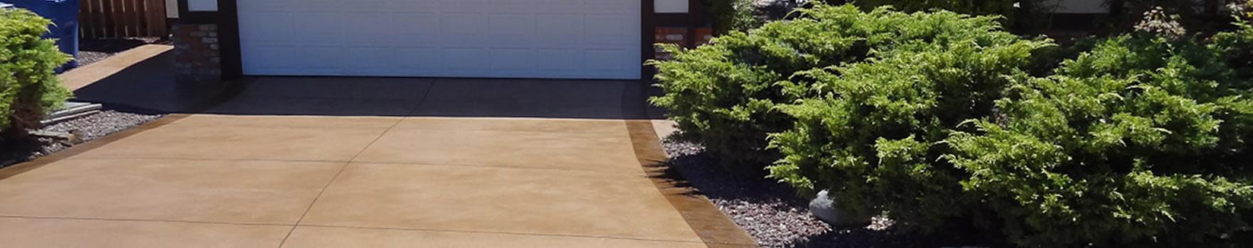 New Driveways Concrete Design Ideas